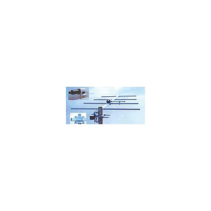 DVC-4C - Antena directiva 4 elementos VHF 160-174 MHz.