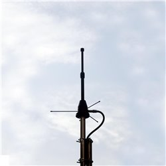 DX-GPU-ADJ - Antena Ground Plane de base para UHF