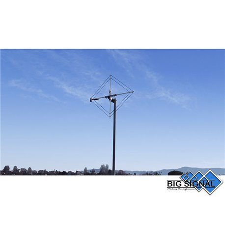BIG SIGNAL BiQuad 270 DOBLE BANDA