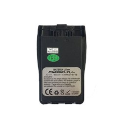 Batería ORIGINAL 1600 mAh para Dynascan L-99 Plus
