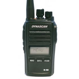 DYNASCAN R-58 PMR446 USO LIBRE