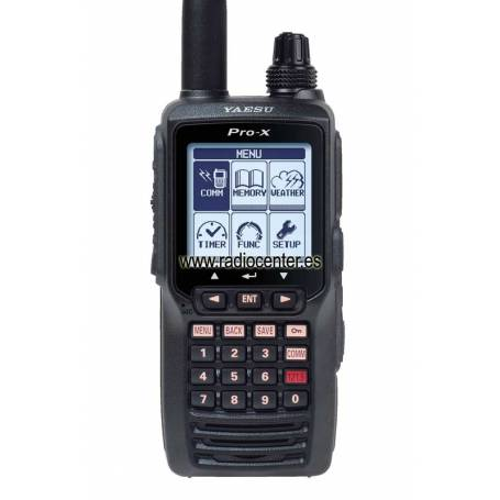 FTA-550L YAESU NAV-COM Aviation Transceiver