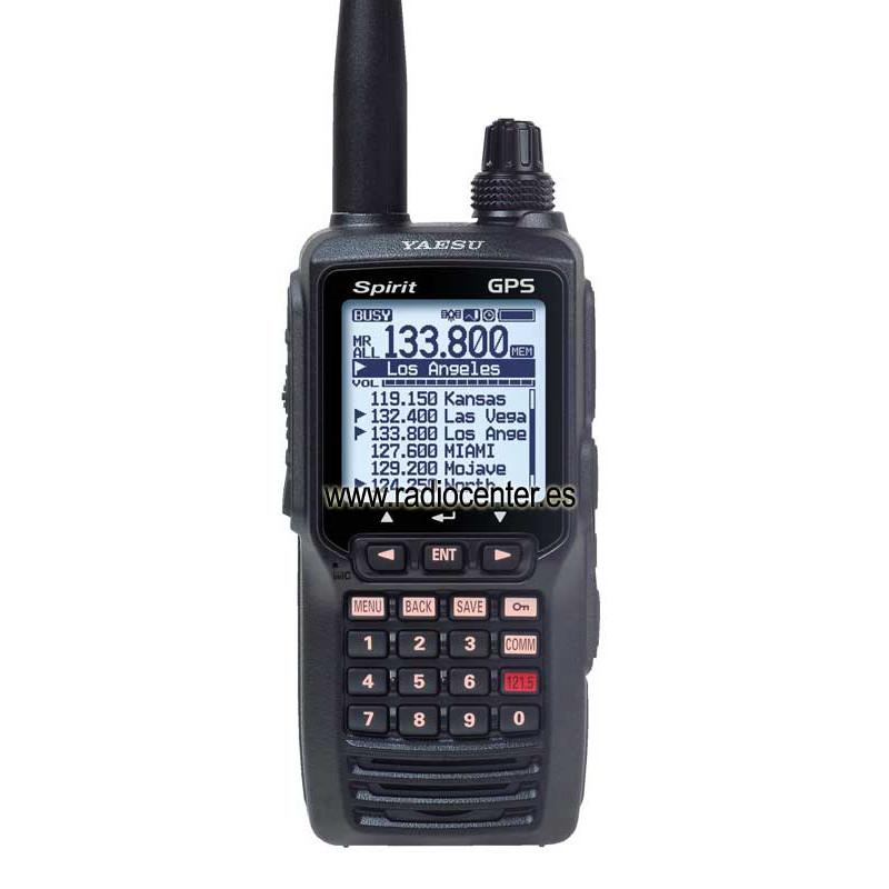 FTA-750L YAESU NAV-COM Aviation Transceiver-GPS