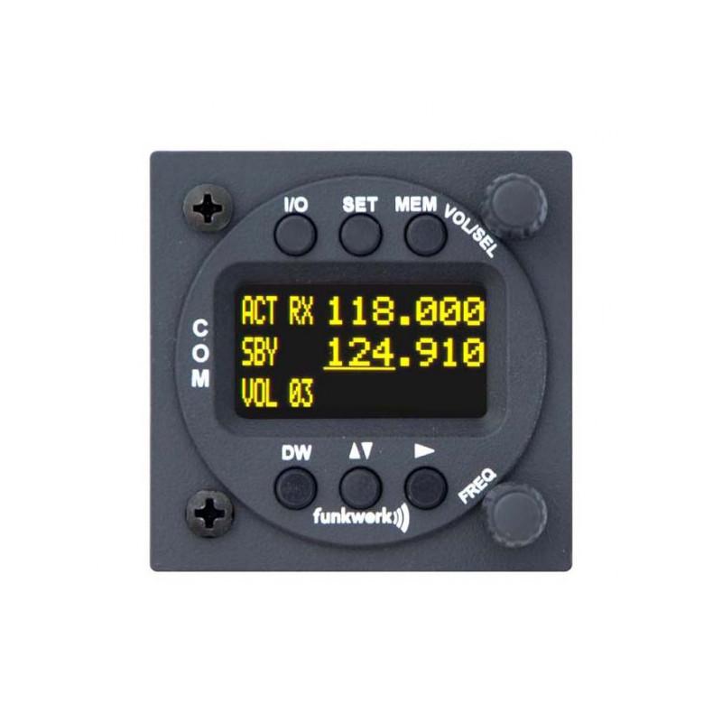 RADIO VHF FUNKE ATR833-2K-OLED