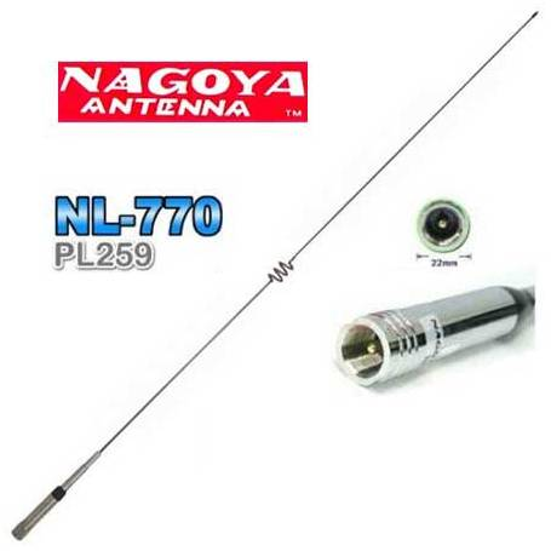 NL770H NAGOYA VHF-UHF