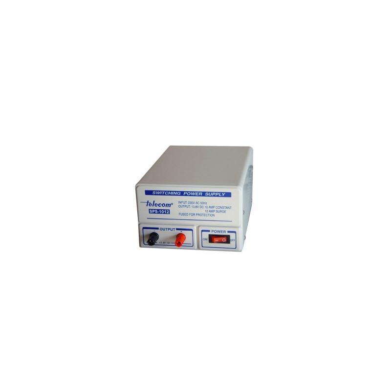 TELECOM SPS 1012 FUENTE ALIMENTACION 10-12 AMP