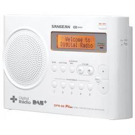 DPR-69 PLUS SANGEAN DAB-FM-RDS