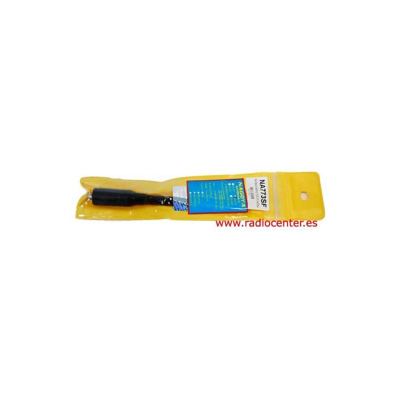 NA773SF VHF/UHF NAGOYA TELESCOPICA METALICA