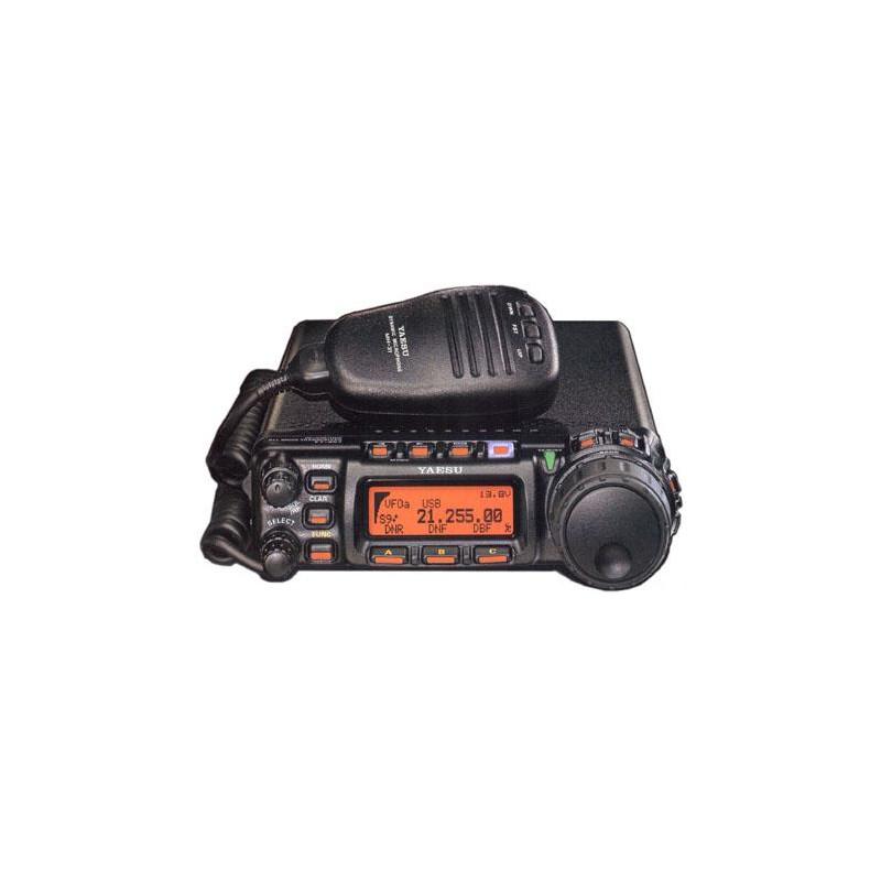 YAESU FT-857D HF/VHF/UHF