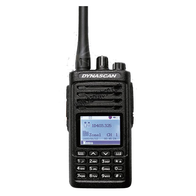 DYNASCAN D6000 UHF DMR DIGITAL 5W
