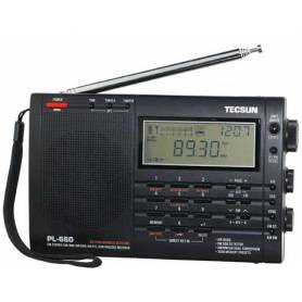 PL-660 TECSUN AM-FM-SW-AIR BAND