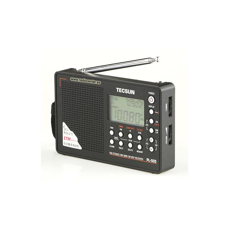 PL-505 TECSUN