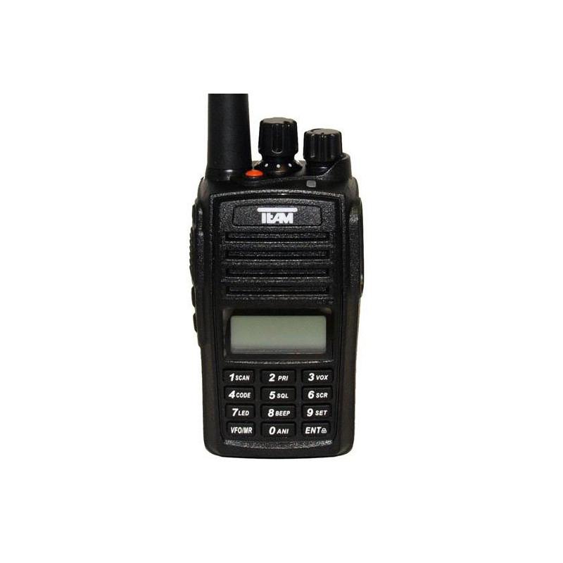 PR-8095 TECOM UHF 136-174 MHz 256 CANALES IP-67