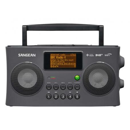WFR-29C SANGEAN RADIO WIFI/USB/FM/DAB