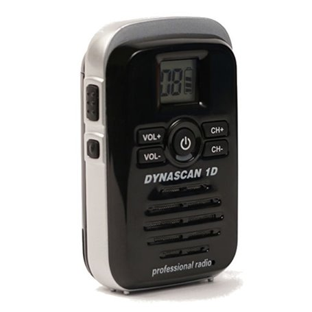 DYNASCAN 1D PMR446 MINI WALKIE