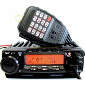 CRT 7M UHF MÓVIL 45W DE POTENCIA