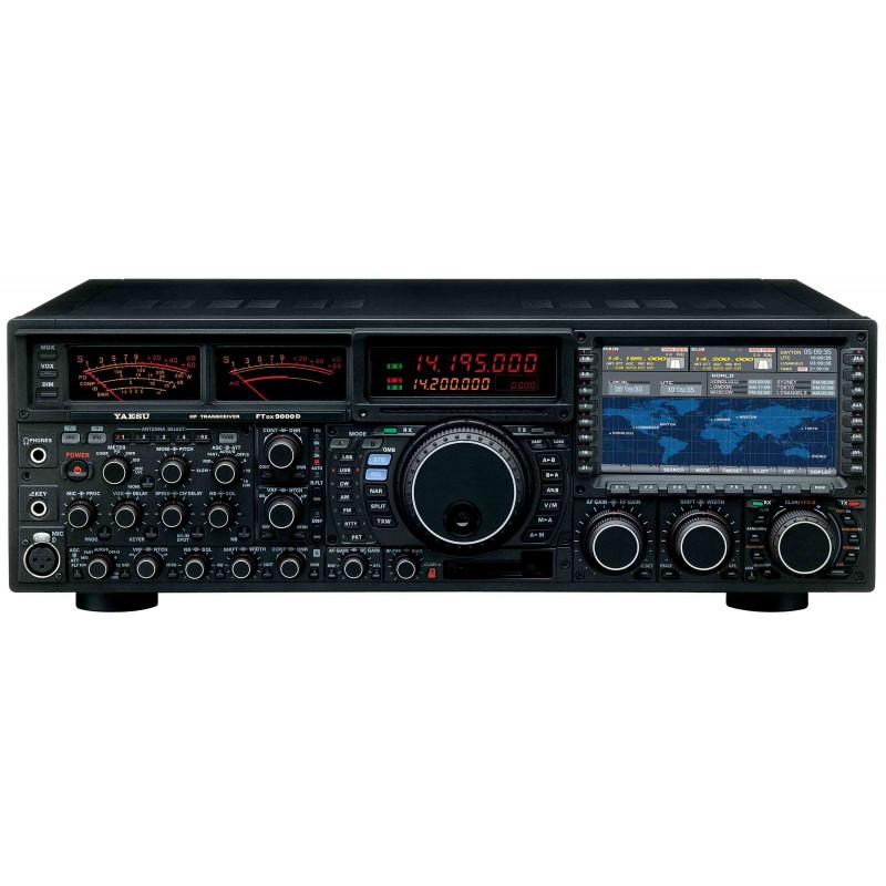 FT-DX9000 D YAESU HF 50Mhz