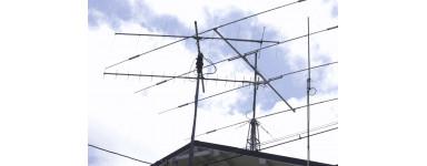Antenas BASE CB 27Mhz