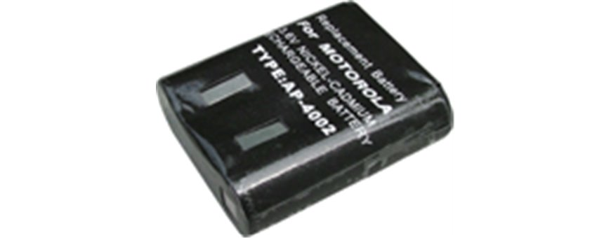 Baterías para Motorola