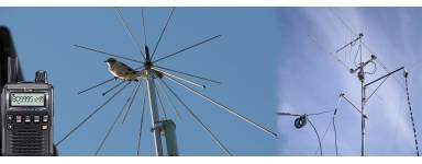 Antenas de Recepción